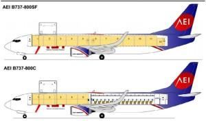 AEI 737 800